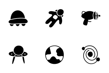 Science And Technology Icon Pack