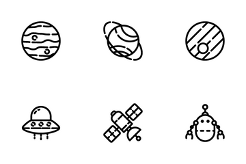 Space Icon Pack