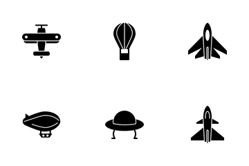 Space And Sky Icon Pack
