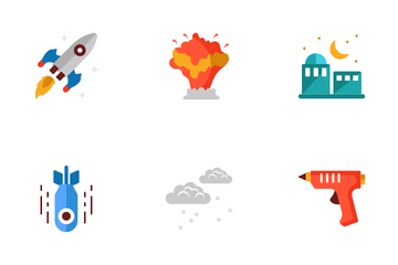 Space And Universe Icon Pack