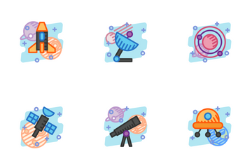 Space (Display) Icon Pack