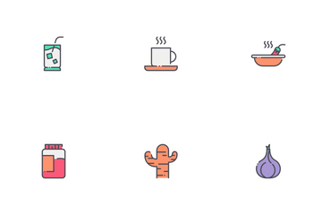 Spices Icon Pack