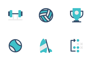 Sport & Activities Icon Pack