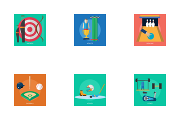 Sport And Awards Icon Pack