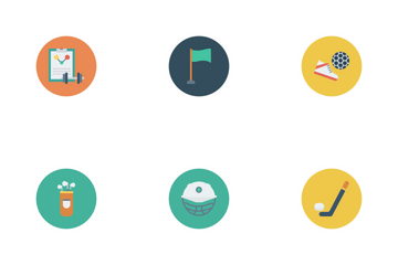 Sport And Fitness Vol 3 Icon Pack
