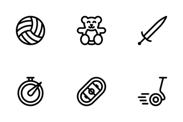 Sport And Game Icon Pack