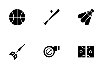 Sport And Games Icon Pack