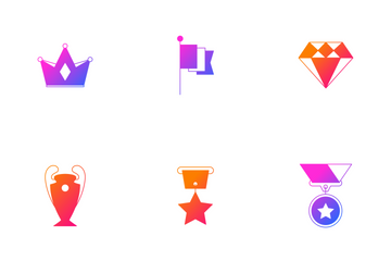 Sport Awards Icon Pack