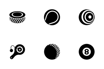 Sport Balls Icon Pack