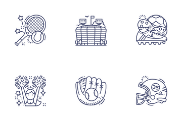 Sport & Fitness Vol.1 Icon Pack