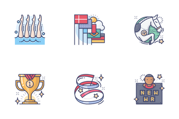 Sport & Fitness Vol.2 Icon Pack