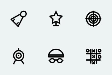 Sport Line V2 Icon Pack