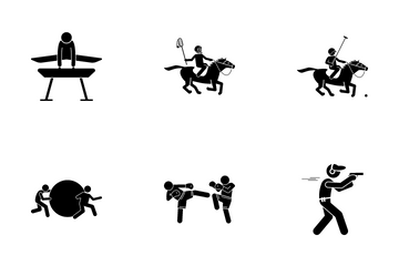 Sport P4 Icon Pack