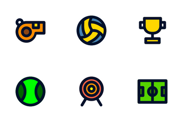 Sport Set Icon Pack