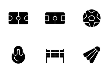 Sport (Solid) Icon Pack