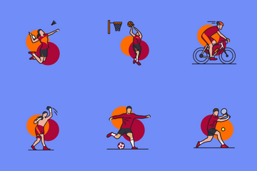 Sports Icon Pack