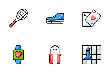 Sports And Awards Icon Pack