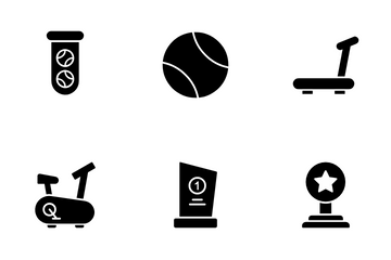 Sports And Awards Vol 3 Icon Pack