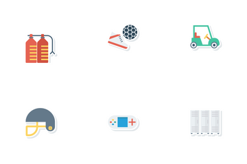 Sports And Fitness Vol 3 Icon Pack