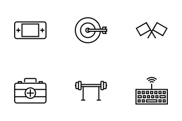 Sports And Games 1 Icon Pack