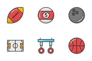 Sports And Games 2 Icon Pack