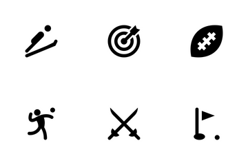 Sports And Games Vol 1 Icon Pack