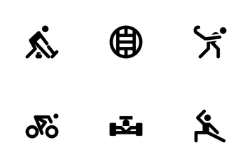 Sports And Games Vol 5 Icon Pack