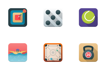 Sports App Icons Icon Pack