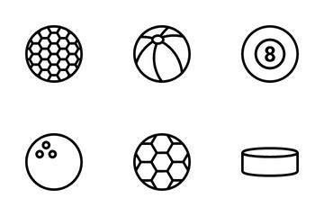 Sport Ball Icon Pack