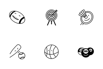 Sports Games Icon Pack