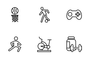 Sports Vector Icons Icon Pack