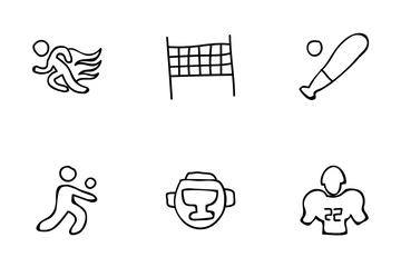Sports Vol 3 Icon Pack