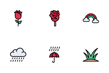 Spring Icon Pack