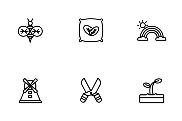 Spring Activity Icon Pack