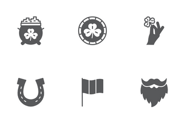 ST.PATRICK'S DAY Icon Pack