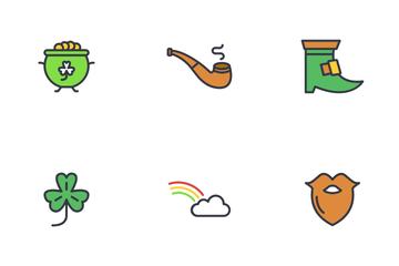 St Patricks Icon Pack