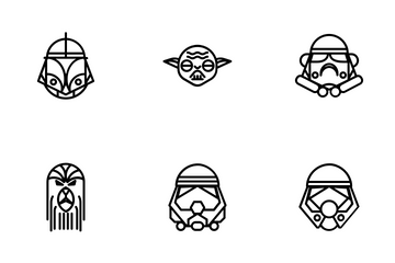 Star Wars Icon Pack