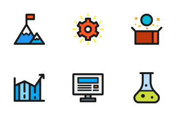 Startup 1 Icon Pack