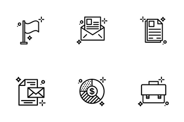 Startup And Development Icon Pack