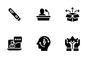 Startup And New Business 2 Icon Pack