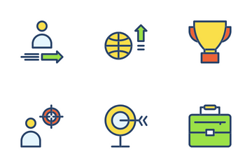 Startup Business Icon Pack
