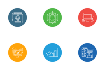 Startup Culture Icon Pack