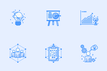 Startup Culture Vol 2 Icon Pack