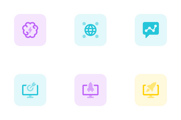 Startup & New Business Icon Pack