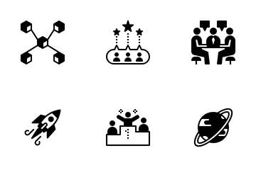 Startups Icon Pack
