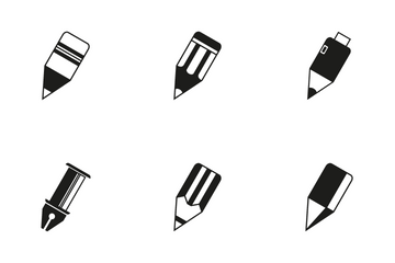 Stationery Icon Pack