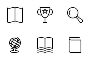 Stationery Vector Icons Icon Pack