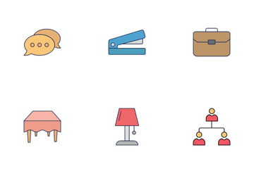 Stationery Vol 1 Icon Pack