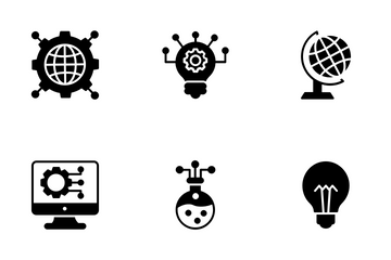 Stem Elements Icon Pack