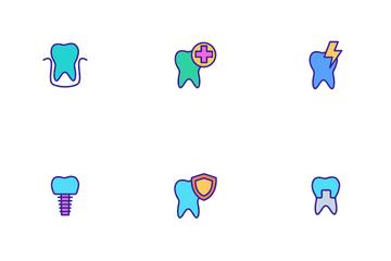 Stomatology Icon Pack
